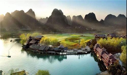旅游市场消费升级,健康小镇迎来发展黄金期