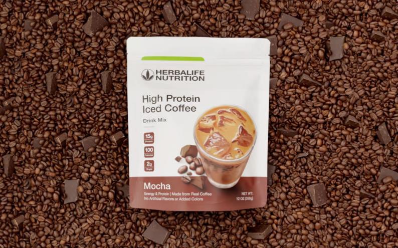 康宝莱直销公司推出冰咖啡产品